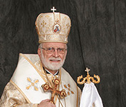 Bishop John Kudrick B.C, Eparchy of Parma